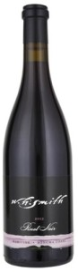 WH Smith Sonoma Coast Pinot Noir 2012
