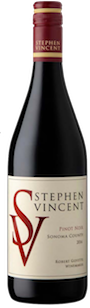 Stephen Vincent Sonoma County Pinot Noir