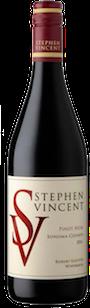 Stephen Vincent Sonoma County Pinot Noir