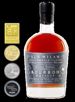 Ben Milam Bourbon