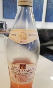 Aime Roquesante Rose 2017