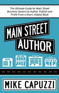 Main Street Author Mike Capuzzi
